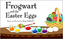 Ftrogwart and the Easter Eggs