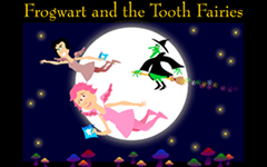 Frogwart and the Tooth Fairies