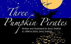 Three Pumpkin Pirates
